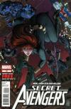 Secret Avengers #29 comic books - cover scans photos Secret Avengers #29 comic books - covers, picture gallery