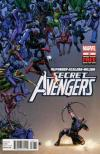 Secret Avengers #36 comic books for sale