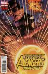 Secret Avengers #37 comic books - cover scans photos Secret Avengers #37 comic books - covers, picture gallery