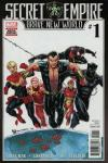 Secret Empire: Brave New World # comic book complete sets Secret Empire: Brave New World # comic books