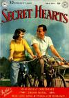 Secret Hearts comic books