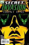 Secret Invasion: Front Line #2 Comic Books - Covers, Scans, Photos  in Secret Invasion: Front Line Comic Books - Covers, Scans, Gallery