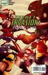 Secret Invasion: Front Line #5 comic books - cover scans photos Secret Invasion: Front Line #5 comic books - covers, picture gallery
