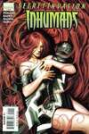 Secret Invasion: Inhumans comic books