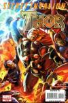 Secret Invasion: Thor #2 comic books - cover scans photos Secret Invasion: Thor #2 comic books - covers, picture gallery