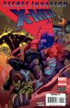 Secret Invasion: X-Men #1 comic books for sale