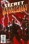Secret Invasion comic books