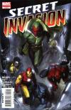 Secret Invasion #2 comic books for sale