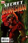 Secret Invasion #3 comic books - cover scans photos Secret Invasion #3 comic books - covers, picture gallery
