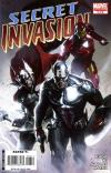 Secret Invasion #6 comic books - cover scans photos Secret Invasion #6 comic books - covers, picture gallery