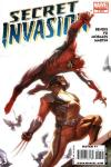 Secret Invasion #7 comic books - cover scans photos Secret Invasion #7 comic books - covers, picture gallery