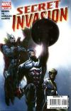Secret Invasion #8 comic books - cover scans photos Secret Invasion #8 comic books - covers, picture gallery