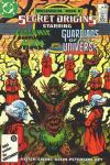 Secret Origins #23 comic books - cover scans photos Secret Origins #23 comic books - covers, picture gallery