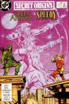 Secret Origins #38 comic books - cover scans photos Secret Origins #38 comic books - covers, picture gallery