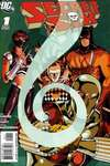 Secret Six #1 comic books - cover scans photos Secret Six #1 comic books - covers, picture gallery