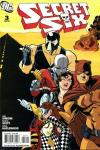 Secret Six #3 Comic Books - Covers, Scans, Photos  in Secret Six Comic Books - Covers, Scans, Gallery