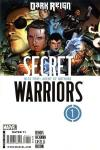 Secret Warriors comic books