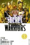 Secret Warriors #10 comic books for sale