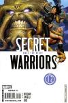 Secret Warriors #12 comic books for sale
