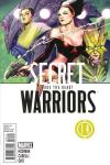 Secret Warriors #14 comic books for sale