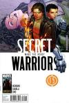 Secret Warriors #15 comic books for sale