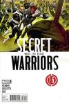 Secret Warriors #16 comic books for sale