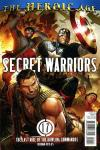 Secret Warriors #17 comic books for sale