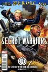 Secret Warriors #19 comic books for sale