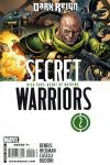 Secret Warriors #2 comic books for sale