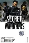 Secret Warriors #20 comic books for sale