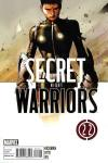 Secret Warriors #22 comic books for sale
