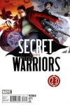 Secret Warriors #23 comic books for sale