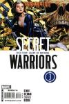 Secret Warriors #3 comic books for sale