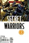 Secret Warriors #4 comic books for sale