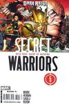 Secret Warriors #6 comic books for sale