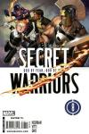 Secret Warriors #8 comic books for sale