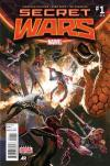 Secret Wars Comic Books. Secret Wars Comics.