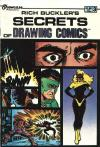 Secrets of Drawing Comics #3 comic books for sale