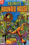 Secrets of Haunted House #11 comic books for sale