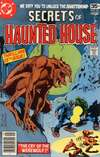 Secrets of Haunted House #13 Comic Books - Covers, Scans, Photos  in Secrets of Haunted House Comic Books - Covers, Scans, Gallery