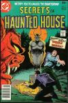 Secrets of Haunted House #7 comic books for sale