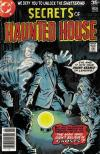 Secrets of Haunted House #9 comic books for sale