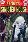 Secrets of Sinister House #12 Comic Books - Covers, Scans, Photos  in Secrets of Sinister House Comic Books - Covers, Scans, Gallery