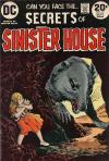 Secrets of Sinister House #13 comic books for sale