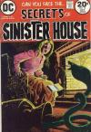Secrets of Sinister House #14 comic books for sale