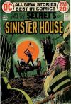 Secrets of Sinister House #6 comic books - cover scans photos Secrets of Sinister House #6 comic books - covers, picture gallery