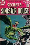 Secrets of Sinister House #7 comic books - cover scans photos Secrets of Sinister House #7 comic books - covers, picture gallery