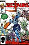Sectaurs #1 Comic Books - Covers, Scans, Photos  in Sectaurs Comic Books - Covers, Scans, Gallery