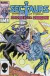 Sectaurs #2 Comic Books - Covers, Scans, Photos  in Sectaurs Comic Books - Covers, Scans, Gallery