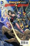 Sensation Comics featuring Wonder Woman comic books